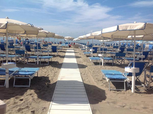 Immagini - Hotel Delfino a Marina di Carrara