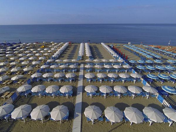 Immagini Hotel Delfino A Marina Di Carrara